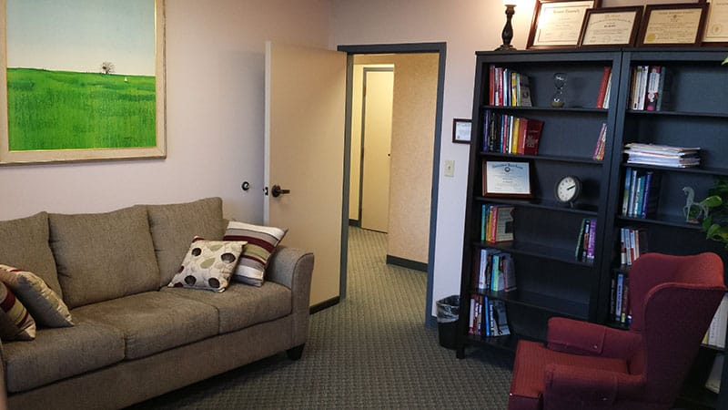Individual Therapy Room at Brentwood Counseling Associates, Brentwood, TN 37027