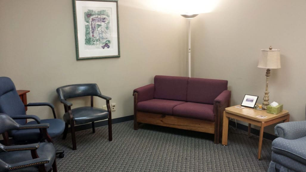 Group Therapy Room at Brentwood Counseling Associates, TN.